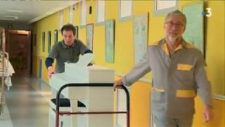 Albi : un piano à l'hôpital