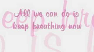 Keep Breathing by Ingrid Michaelson (with lyrics)
