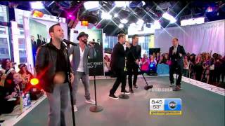 Backstreet Boys - Permanent Stain (New Single 2013)
