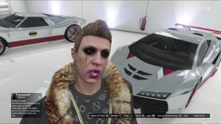 Gta5 Here in my garage  [ Tai Lopez Parody ]