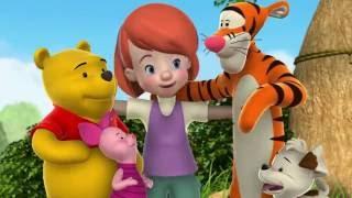 One Big Happy Family | Music Video | My Friends Tigger & Pooh | Disney Junior