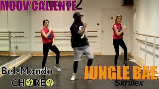 ZUMBA® CHOREO ★★ JUNGLE BAE/Skrillex ★★ Bel-Mondo' Cardio choreo