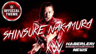 WWE: Shinsuke Nakamura New Theme | Shadows of a Setting Sun