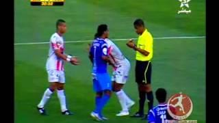 الوداد 1-0 الحسنية : هدف محسن ياجور