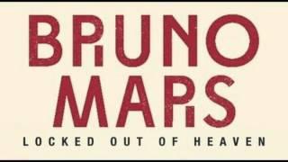 Bruno Mars - Locked out of Heaven [HD Quality + Lyrics]