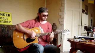 MANO NEGRA Out of time man acoustic cover