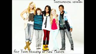 China Anne McClain - Calling All The Monsters from A.N.T Farm (Instrumental Version)
