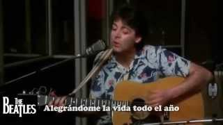 Paul McCartney - Here, There and Everywhere (Audio Quality 320kbps) Subtitulado