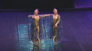 Amaluna, un tributo al amor y la mujer realizado por el Circo del Sol que llegará a Argentina