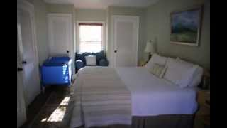 Inn at Gristmill Square,  Warm Springs, VA Tower Apartment tour by CathyRealtor