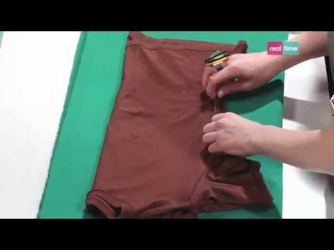 dee580793803 Come realizzare un abito con taglio impero senza maniche