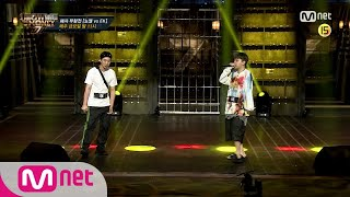 Show Me The Money777 [특별공개/무삭제] EK vs 노엘 @패자부활전 180921 EP.3