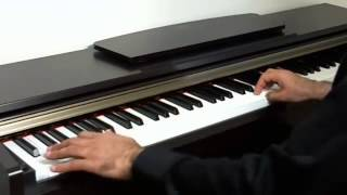 Julio iglesias - A veces tú, a veces yo - Piano cover