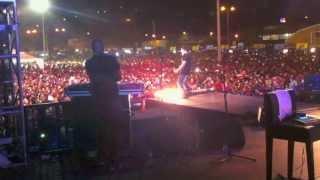 Nos Manera e DG Nos  é Criol live @ Badja ku Sol