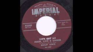SMILEY LEWIS - SHE'S GOT ME HOOK, LINE & SINKER - IMPERIAL