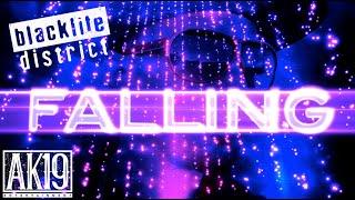 blacklite district - Falling (Official Visualizer)