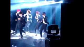 BTS LIVE TRIOLOGY EPISODE II IN MANILA 141207 -BULLET PROOF