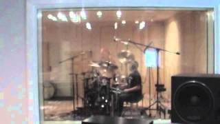 ANUBIS GATE drum tracking for the HORIZONS album