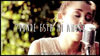 """Miley Cyrus - """"Lilac Wine"""" (Traducida al Español)"""