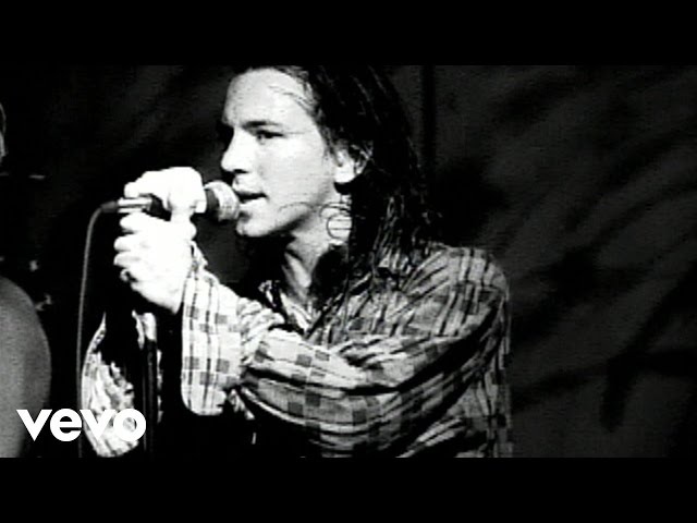 Videoclip de Pearl Jam, ''Alive''.