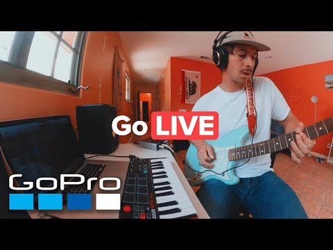 How to live stream on GoPro