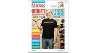 MAKE Ultimate Workshop & Tool Guide 2011