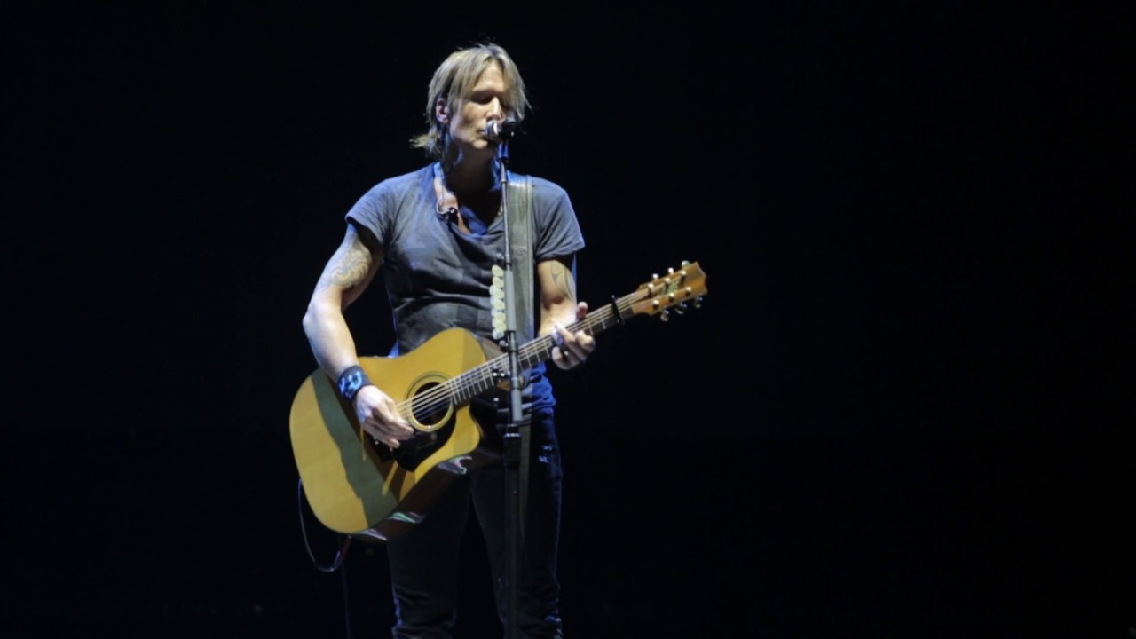Keith Urban Coast To Coast Group Sales April