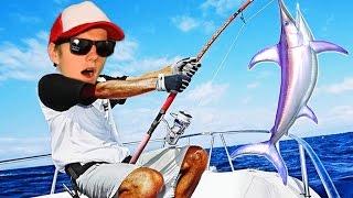 THE BEST FISHING SIMULATOR! (Cat Goes Fishing)