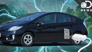 Are Electric Cars Actually Better For The Environment?