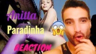 Anitta - Paradinha Music Video (REACTION) Reação