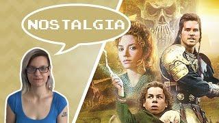 Sessão Nostalgia: Willow na Terra da Magia