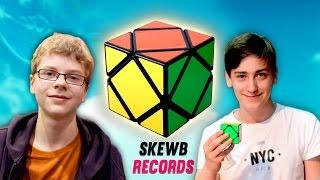 Top 10 Skewb Speedcubers 2016