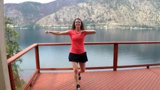Dance Fitness | Tutuki - Te Vaka | New Zealand