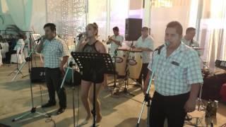 Mix merengues - orquesta enigma de paramonga