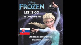 Frozen - Let It Go(Von to dám) (Slovak Version)