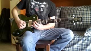 Alter Bridge - Blackbird solos cover (PRS Tremonti USA)