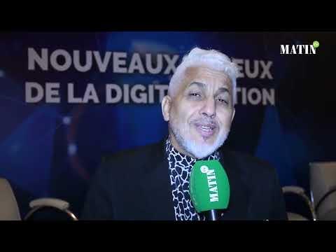 Video : Matinale sur l'employabilité à l'ère du digital : Déclaration de Jamal Belahrach, CEO Deo Conseil