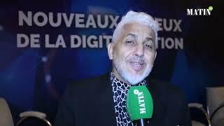 Matinale sur l'employabilité à l'ère du digital : Déclaration de Jamal Belahrach, CEO Deo Conseil