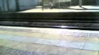 O comboio????