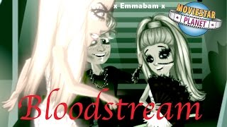 Bloodstream // Msp // PHOTOSENITIVE EPILEPSY WARNING //