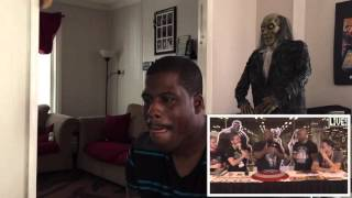 DMC vs. James Iglehart Rap Battle on Marvel LIVE Reaction!!!