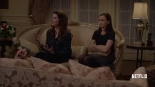 "Gilmore Girls | ""Richard's Large Portrait"" | Netflix"