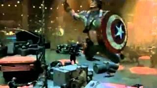 Superheroes music video- Courtesy Call