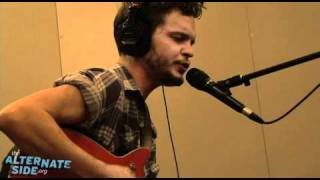 """The Tallest Man on Earth - """"The Dreamer"""" (Live at WFUV)"""