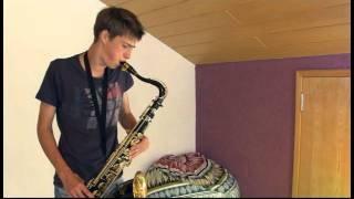 Sound Of Silence Saxophone Cover