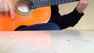 Ave cesaria (guitare flamenco)
