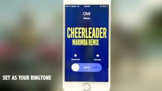 OMI Cheerleader Marimba Remix Ringtone