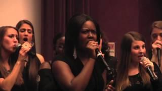 """I Won't Let Go"" by Rascal Flatts - UNC Cadence - Spring 2013"