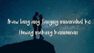 Ikaw Lang - Kaye Cal | LYRICS