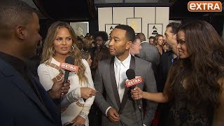 John Legend and Chrissy Teigen Answer an Embarrassing Question on the Public Place They Did It